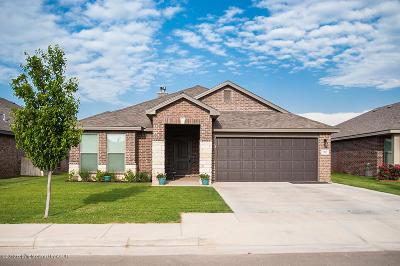 Amarillo Single Family Home For Sale: 7811 Zoe Dr