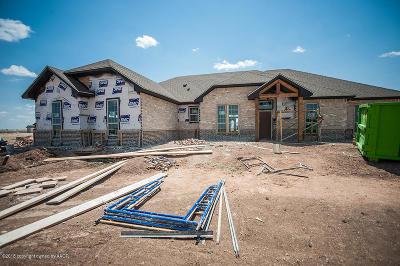 Canyon Single Family Home For Sale: 13301 Bluff Ridge Trl