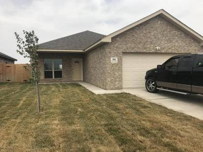 Amarillo Single Family Home For Sale: 5005 Gloster St