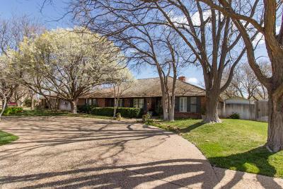 Amarillo Single Family Home For Sale: 4213 Roxton Dr