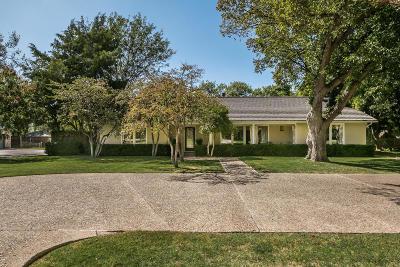 Amarillo Single Family Home For Sale: 2418 Lipscomb S St