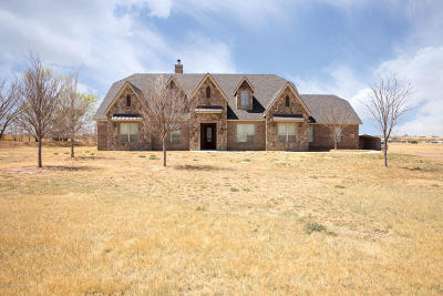 Amarillo Single Family Home For Sale: 8940 Tradewind St