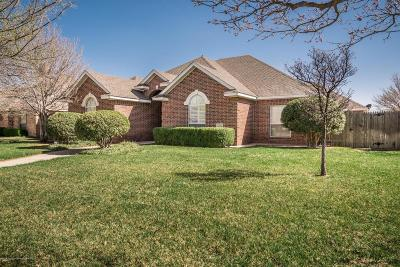 Potter County, Randall County Single Family Home For Sale: 7305 Ashland Dr