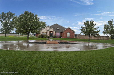 Single Family Home For Sale: 9020 Dove Rd