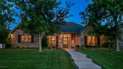 Amarillo Single Family Home For Sale: 6401 Willow Oak Pl