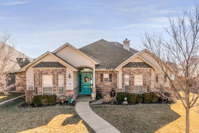 Randall County Single Family Home For Sale: 6407 Glenwood Dr