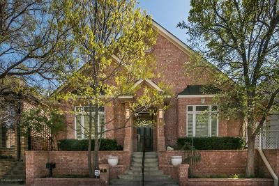 Amarillo Single Family Home For Sale: 3 Gunn