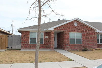Amarillo Condo/Townhouse For Sale: 2801 Steves Way