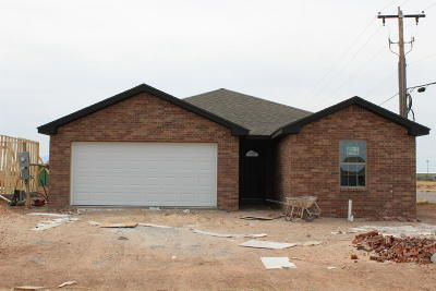 Amarillo Single Family Home For Sale: 4900 Gloster St