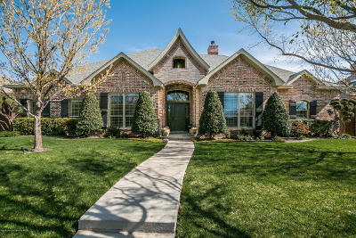 Amarillo Single Family Home For Sale: 7902 New England Pkwy