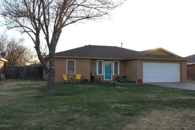 Panhandle Single Family Home For Sale: 1417 Charles