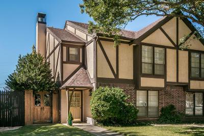 Amarillo Condo/Townhouse For Sale: 1506 Alabama S St