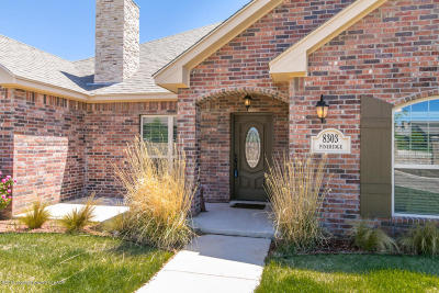Amarillo Single Family Home For Sale: 8303 Pineridge Dr