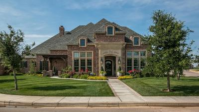Amarillo Single Family Home For Sale: 7909 Continental Pkwy