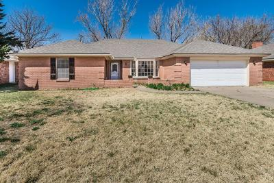 Potter County, Randall County Single Family Home For Sale: 3312 Lombard Rd