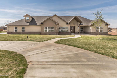 Amarillo Single Family Home For Sale: 9701 Hey Jude Ln