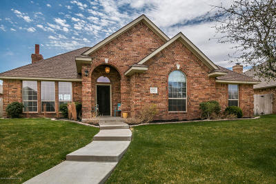 Amarillo Single Family Home For Sale: 6913 Silverbell Lane
