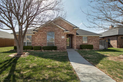 Amarillo Single Family Home For Sale: 7906 St Louis Dr
