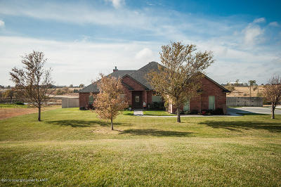 Single Family Home For Sale: 16700 Spring Lake Dr