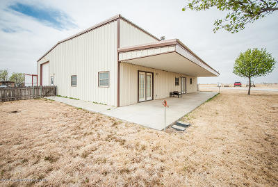Amarillo Single Family Home For Sale: 5220 McCormick W Rd