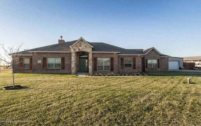 Bushland Single Family Home For Sale: 17801 Calle Pierce Cir