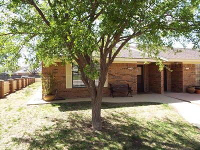 Amarillo Condo/Townhouse For Sale: 3418 Gladstone Ln