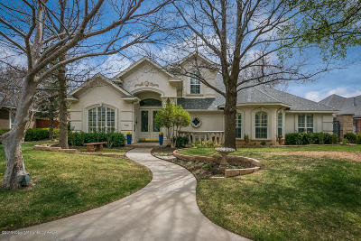 Single Family Home For Sale: 7409 Woodmont Dr