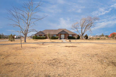 Amarillo Single Family Home For Sale: 15200 Halsey Trl