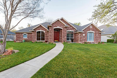 Amarillo Single Family Home For Sale: 7303 Woodmont Dr