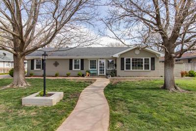 Amarillo Single Family Home For Sale: 6113 Hanson Rd