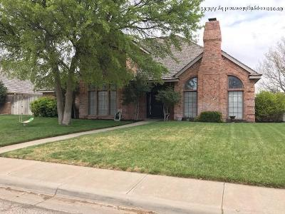 Randall County Single Family Home For Sale: 7720 Whippoorwill Ln