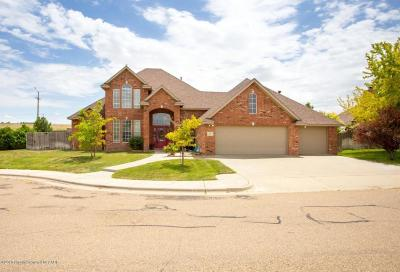 Amarillo Single Family Home For Sale: 18 Muirfield Ln