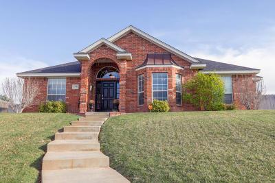 Amarillo Single Family Home For Sale: 2710 River Birch Pl