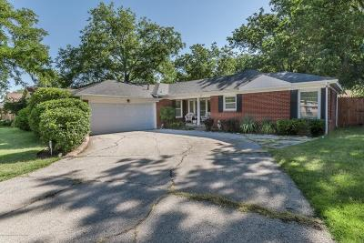 Amarillo Single Family Home For Sale: 2215 Bowie St