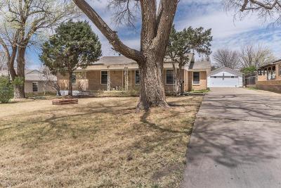 Amarillo Single Family Home For Sale: 4204 Gem Lake Rd