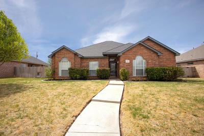 Amarillo Single Family Home For Sale: 1415 Allison Ln