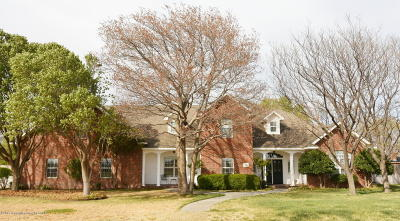 Fritch Single Family Home For Sale: 309 Folsom