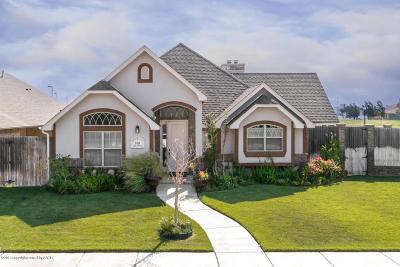 Amarillo Single Family Home For Sale: 5411 Nova Scotia Ct