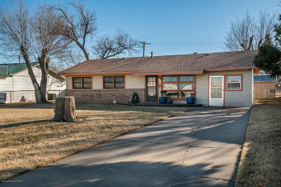 Amarillo Single Family Home For Sale: 2224 19th Ave