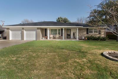 Amarillo Single Family Home For Sale: 6111 Elmhurst Tx Rd
