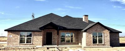 Amarillo Single Family Home For Sale: 17850 Coyote Springs