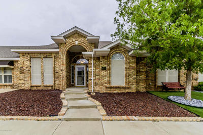 Amarillo Single Family Home For Sale: 1300 Westcliff Pkwy #23
