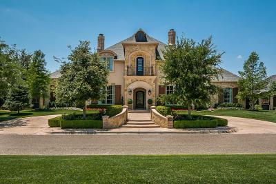 Amarillo Single Family Home For Sale: 5204 Spartanburg Dr