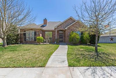 Amarillo Single Family Home For Sale: 9011 Buccola Ave