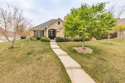 Amarillo Single Family Home For Sale: 6603 Willow Oak Pl
