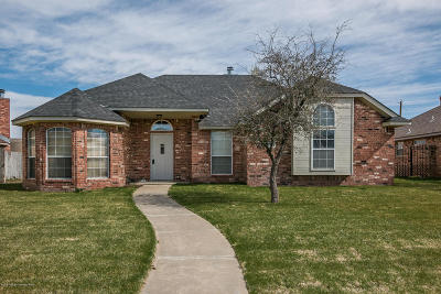 Amarillo Single Family Home For Sale: 2504 Stardust Ln