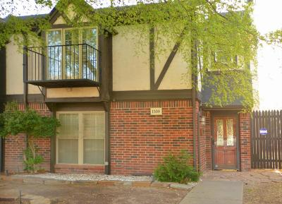 Amarillo Condo/Townhouse For Sale: 1508 Alabama S St