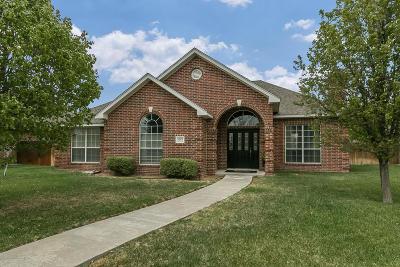Amarillo Single Family Home For Sale: 5829 Nicholas Cir