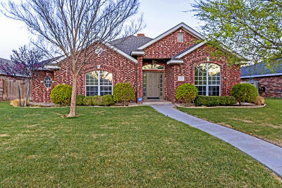 Randall County Single Family Home For Sale: 8304 Paragon Dr