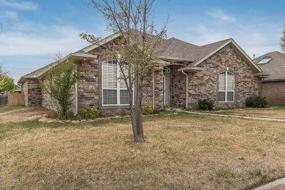 Amarillo Single Family Home For Sale: 6508 Meister St